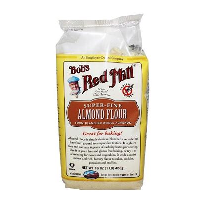 ketogenic diet almond flour