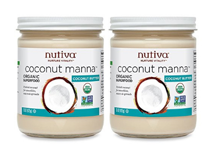 ketogenic diet coconut butter